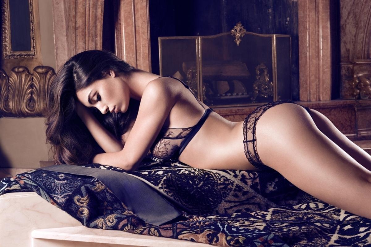 Lorella Boccia by Martina Romano in Playboy