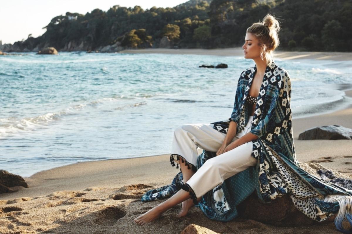 Cristina Tosio by Xavi Gordo for Glamour Italy July 2017