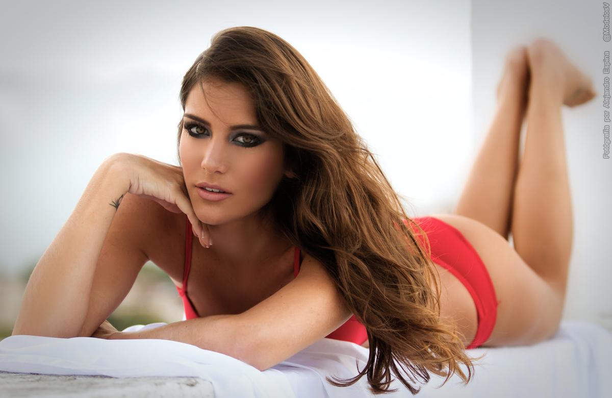 Paola Vargas aka  Paola Vargas Desideri
